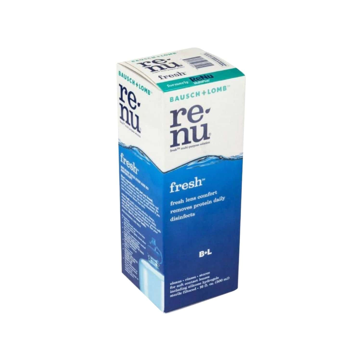 Bausch & Lomb Renu Fresh Multi Purpose Solution - 355ml