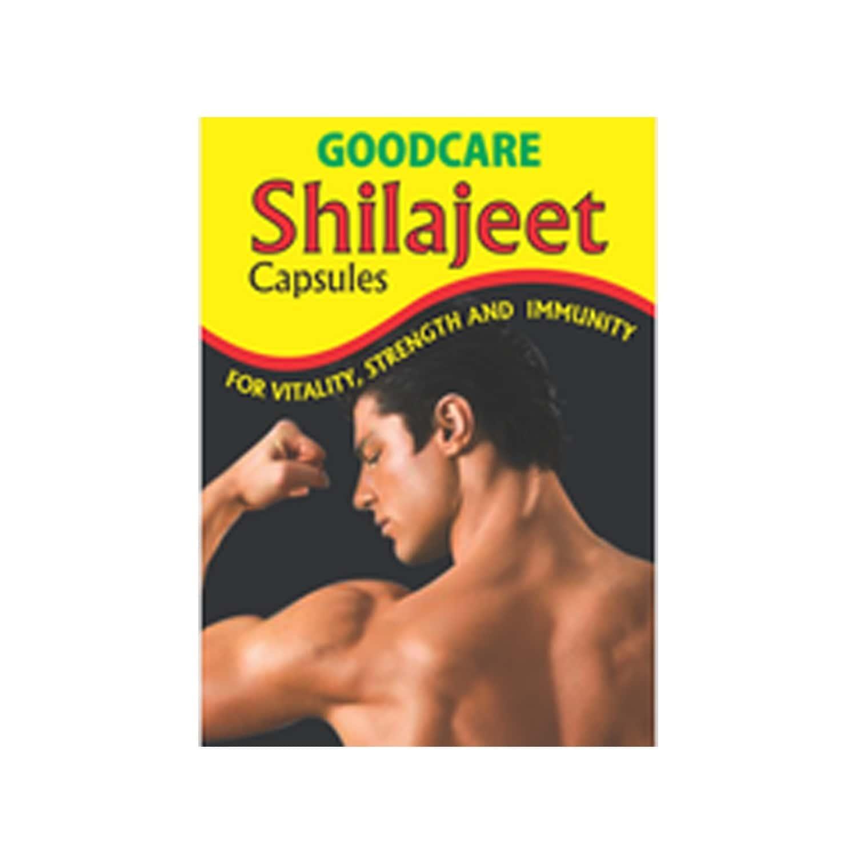 Goodcare Shilajit - 30no's