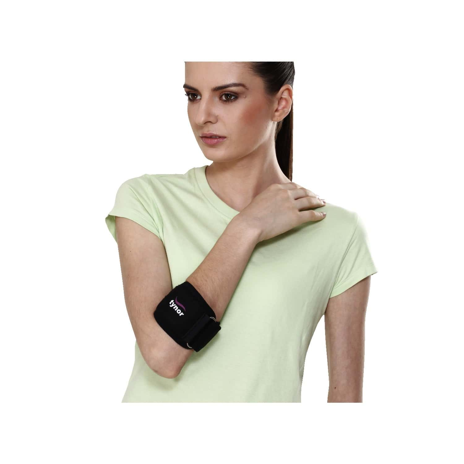 Tynor Tennis Elbow Support ( Pain Relief,forearm,elbow) - Xl