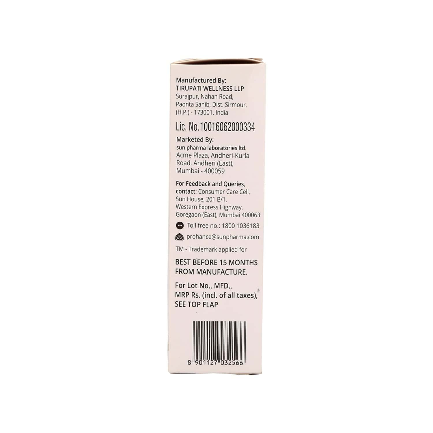 Prohance Mom Chocolate Nutrition Drink Packet Of 200 G