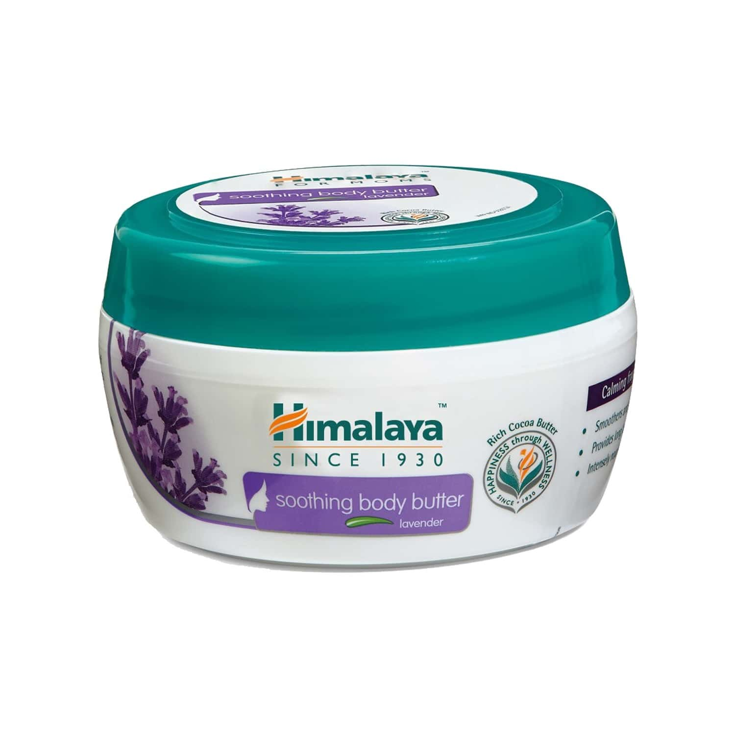 Himalaya Soothing Body Butter - Lavender 50 Ml
