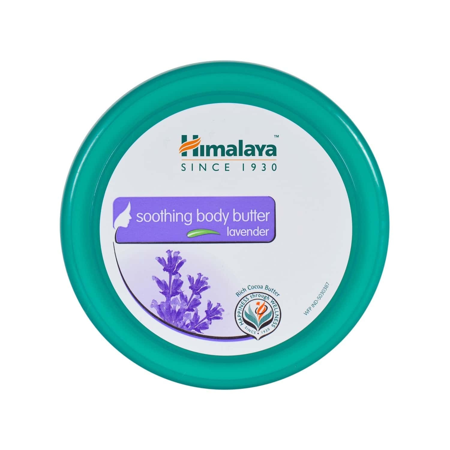 Himalaya Soothing Body Butter - Lavender 200 Ml