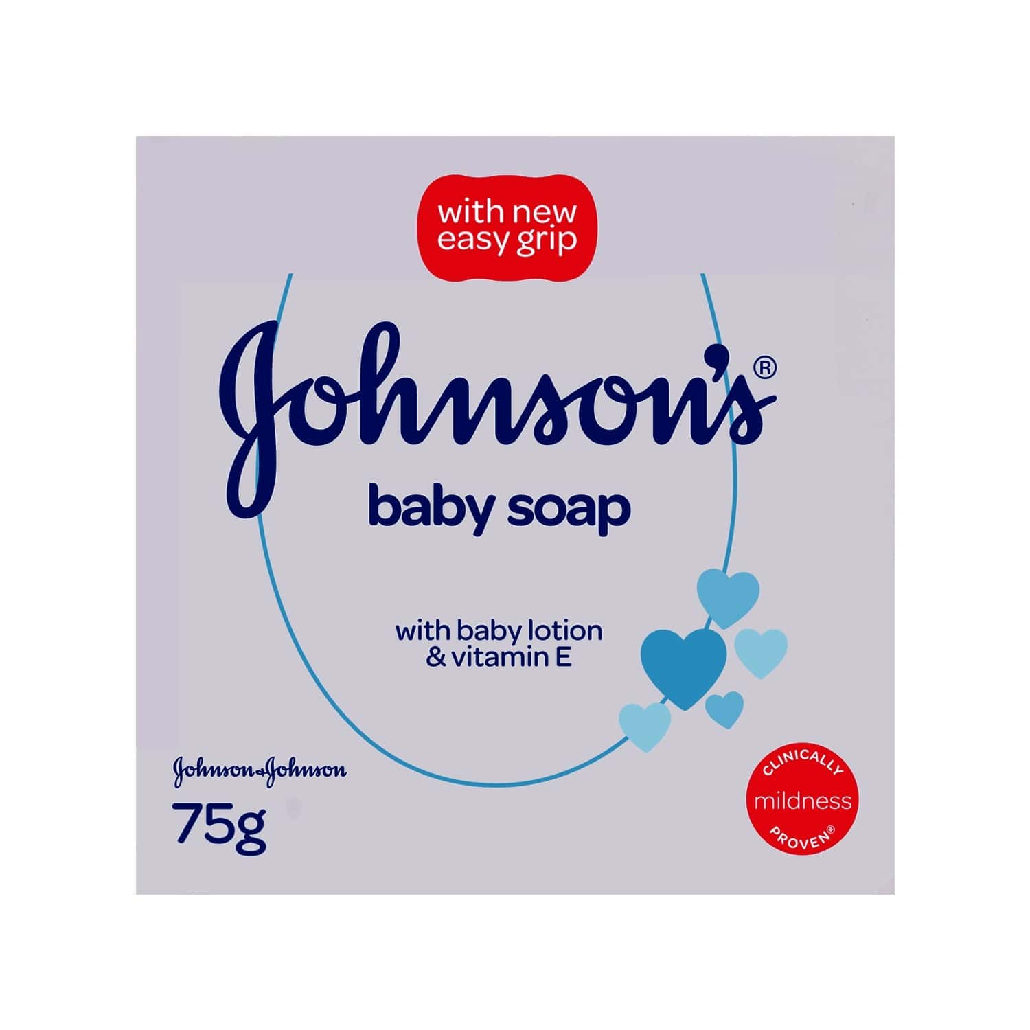 Johnson's  Baby Soap  Wrap Of 75 G
