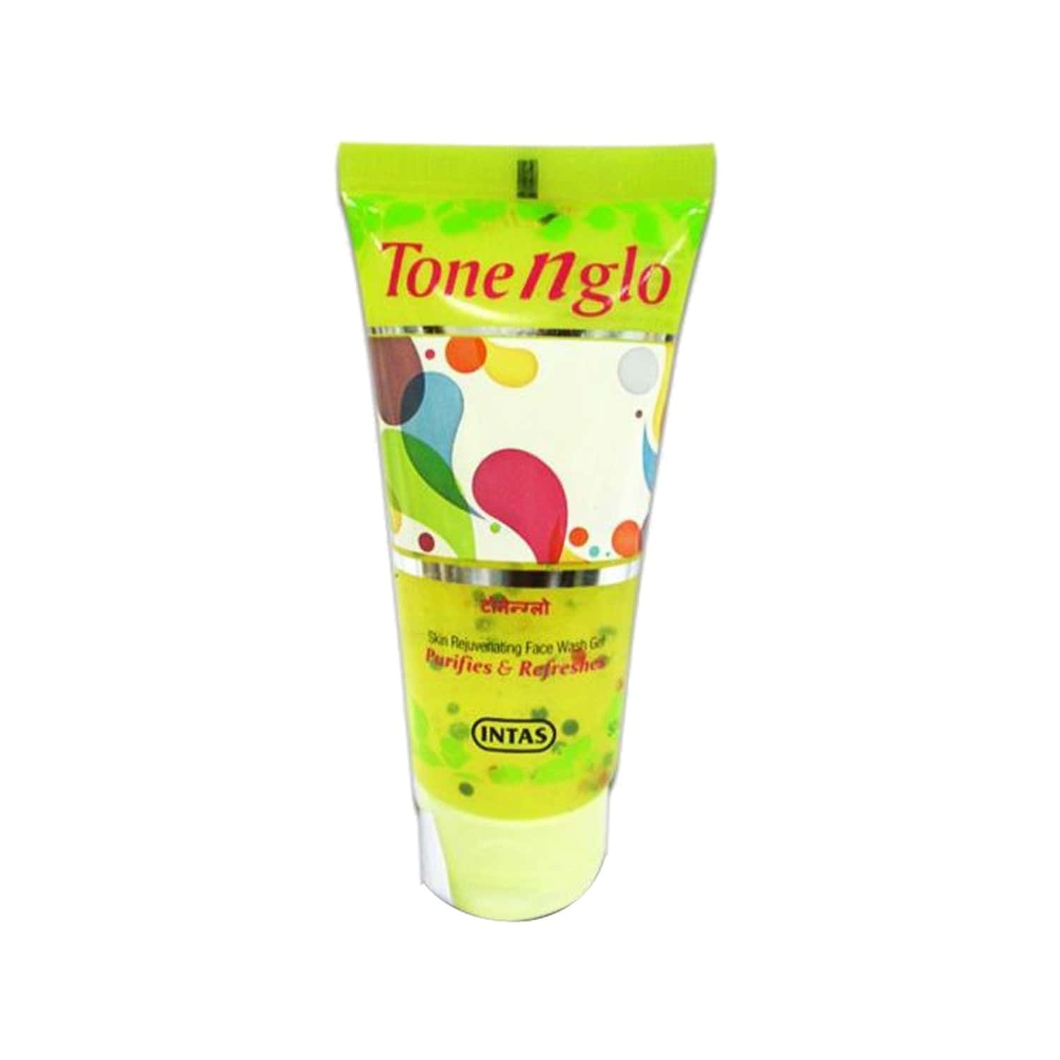 Tonenglo Gel Face Wash Tube Of 100 G