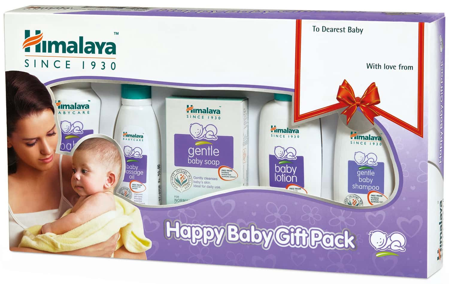 Happy Baby Care Gift Pack 5's India