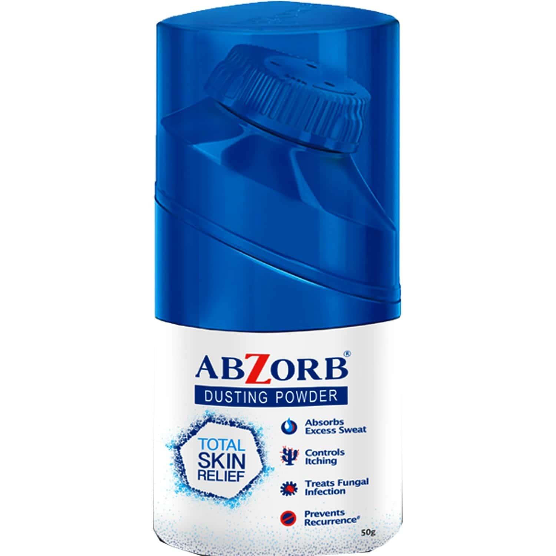 Abzorb Anti Fungal Powder - 50 Gm