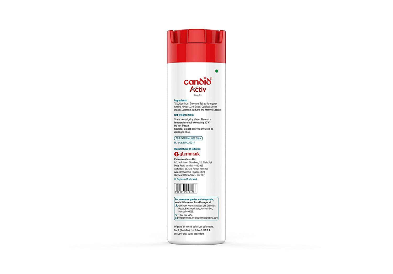 Candid Activ Antiperspirant Powder 250g