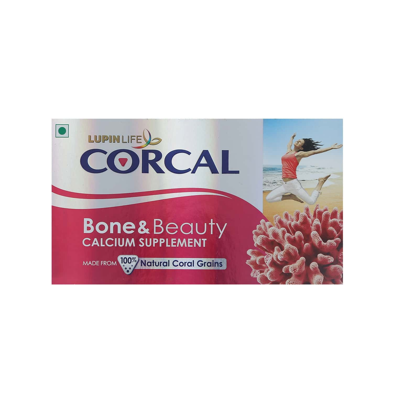 Corcal Bone And Beauty Bone Care Tablets Strip Of 10