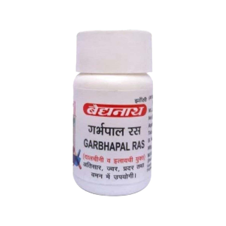 Baidyanath Garbhpal Ras - 80 Tablets