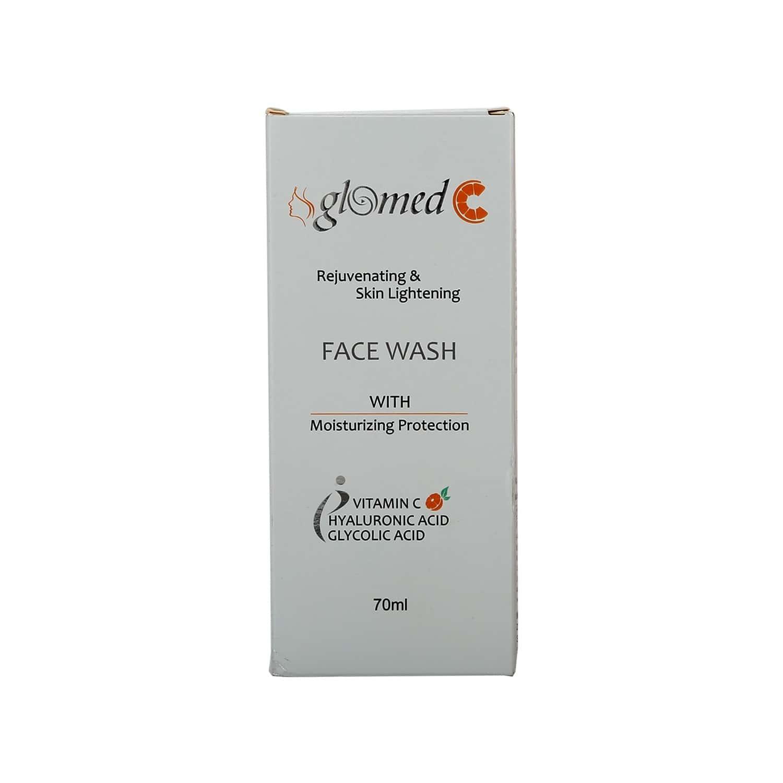 Glomed C  Face Wash  Tube Of 70 Ml
