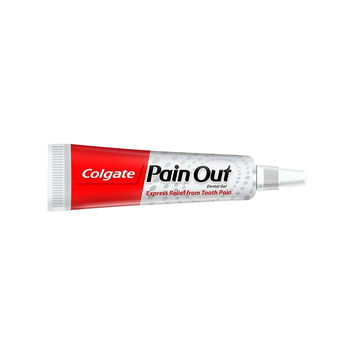 Colgate Pain Out Toothpaste Tube Of 10 G