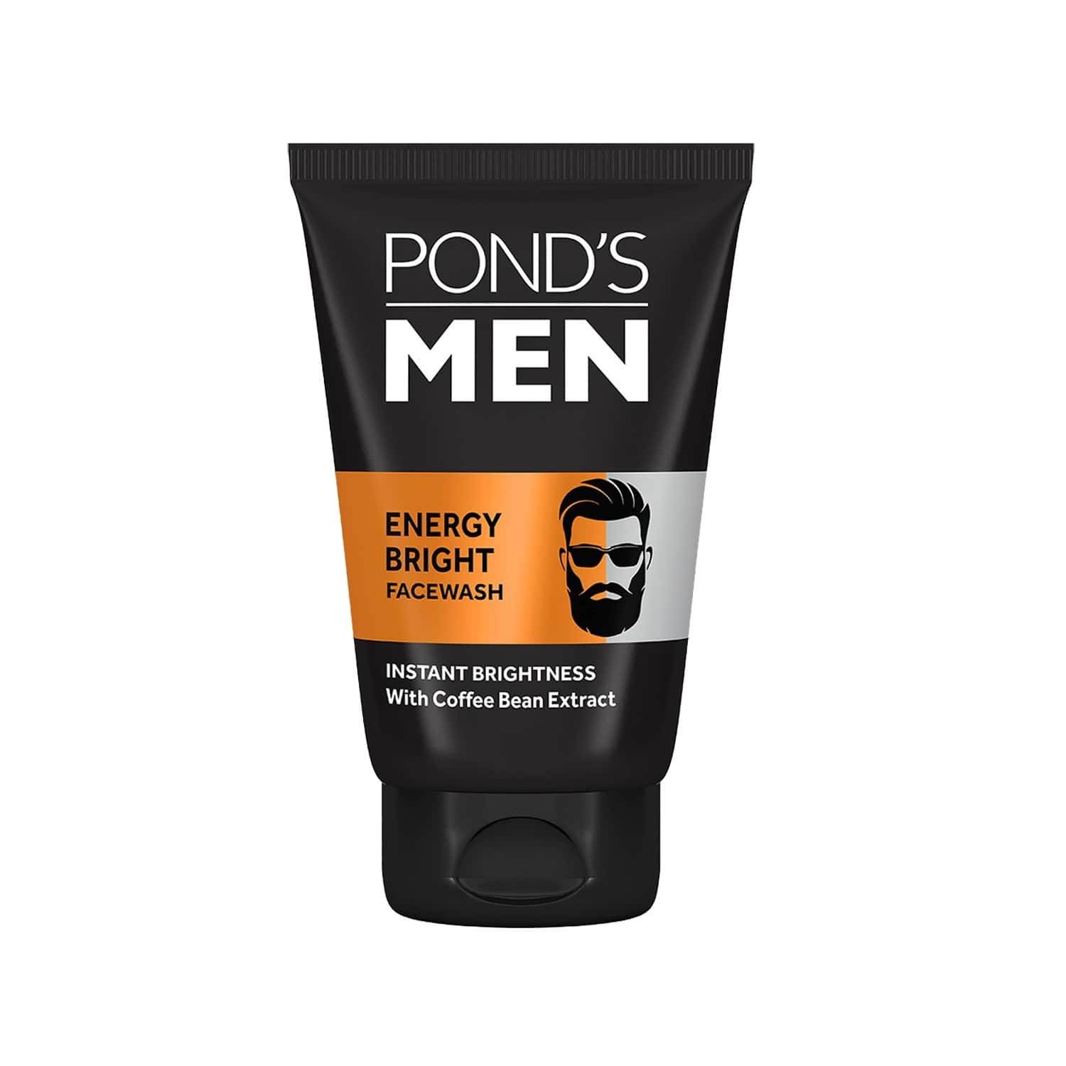 Pond's Men Energy Charge  Face Wash  Tube Of 50 G