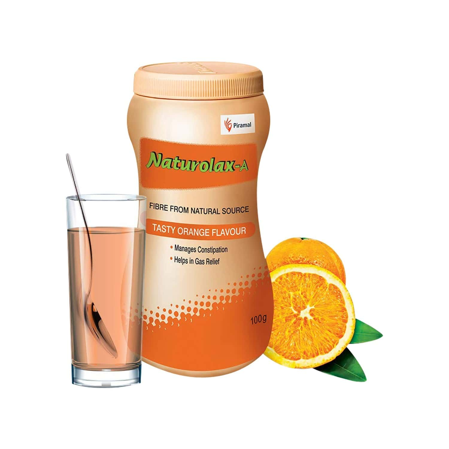 Naturolax A Tasty Orange -100 Gm | Natural Relief From Constipation
