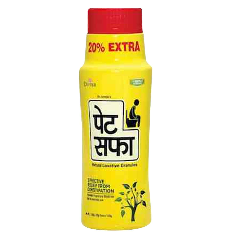 Pet Saffa Laxative Powder 120gm
