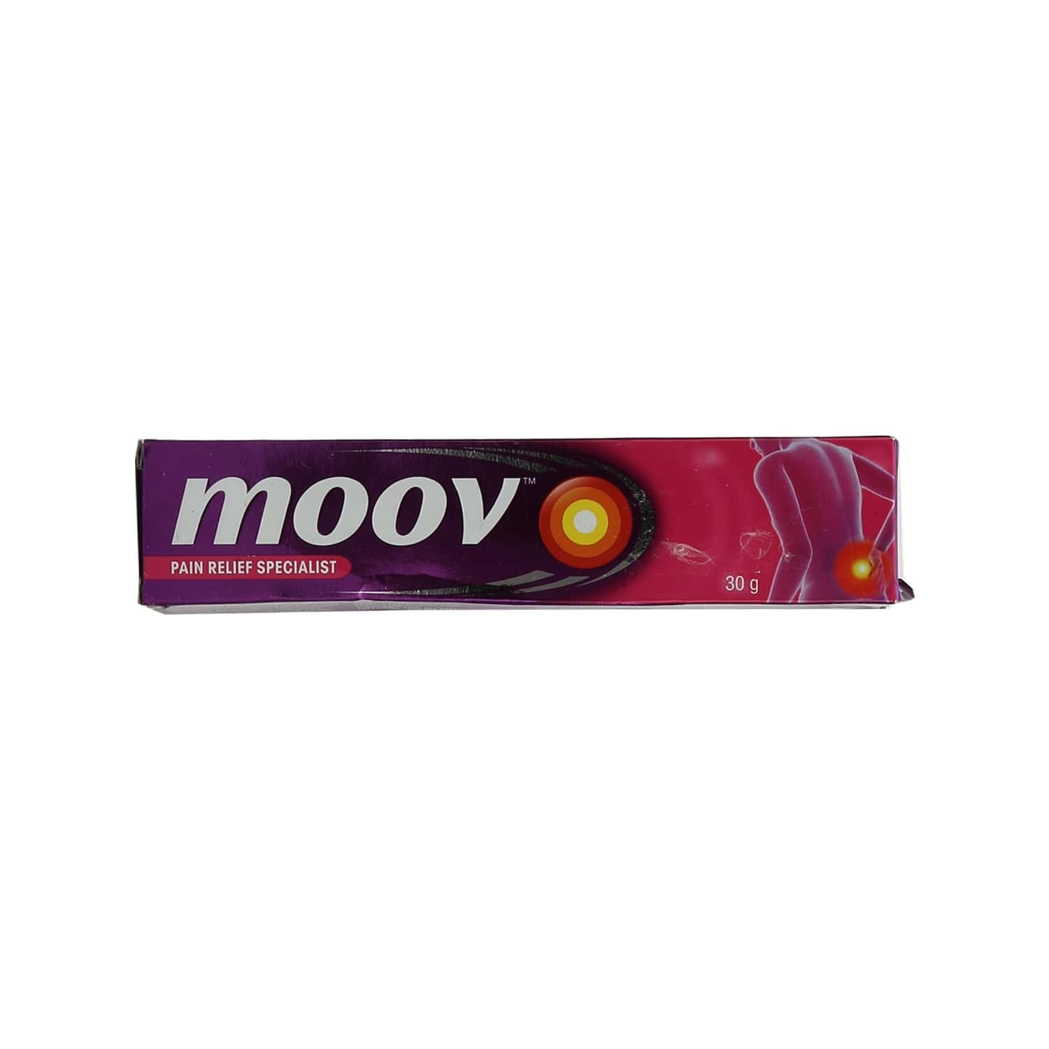 Moov Pain Relief Ointment Tube Of 30 G