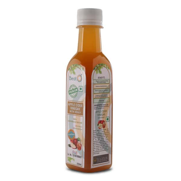 Beato Apple Cider Vinegar With Honey 250 Ml