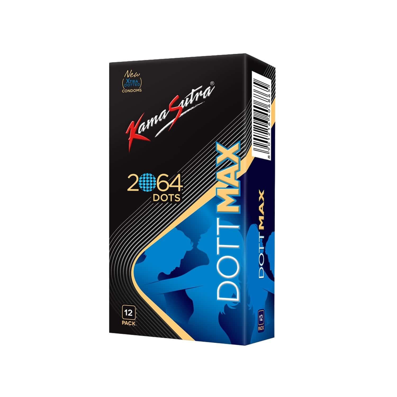 Kamasutra Dott Max 12 Condoms