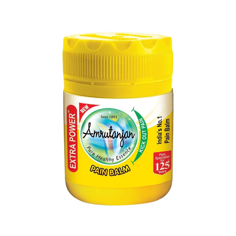 Amrutanjan Headache & Cold Balm Bottle Of 27.5 Ml