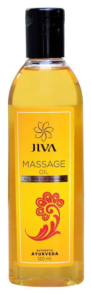 Jiva Massage Oil (120 Ml)