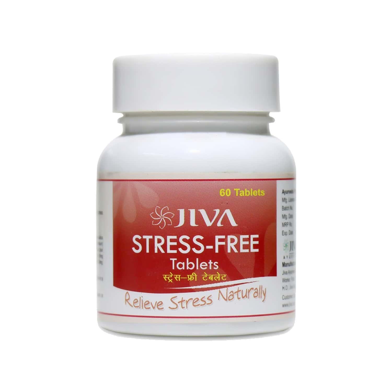 Jiva Stress Free Tablets (60 Tablets)