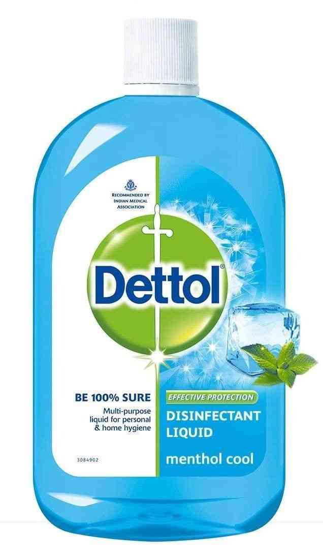 Dettol Multi-use Menthol Cool Disinfectant Liquid Bottle Of 500 Ml