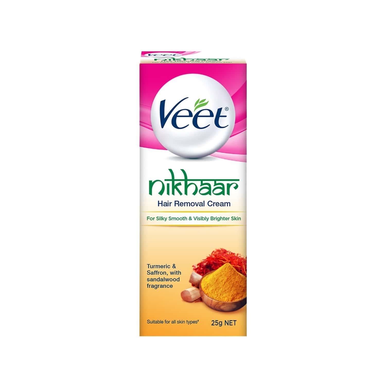 Veet Hair Removal Cream - 25 G (nikhar)
