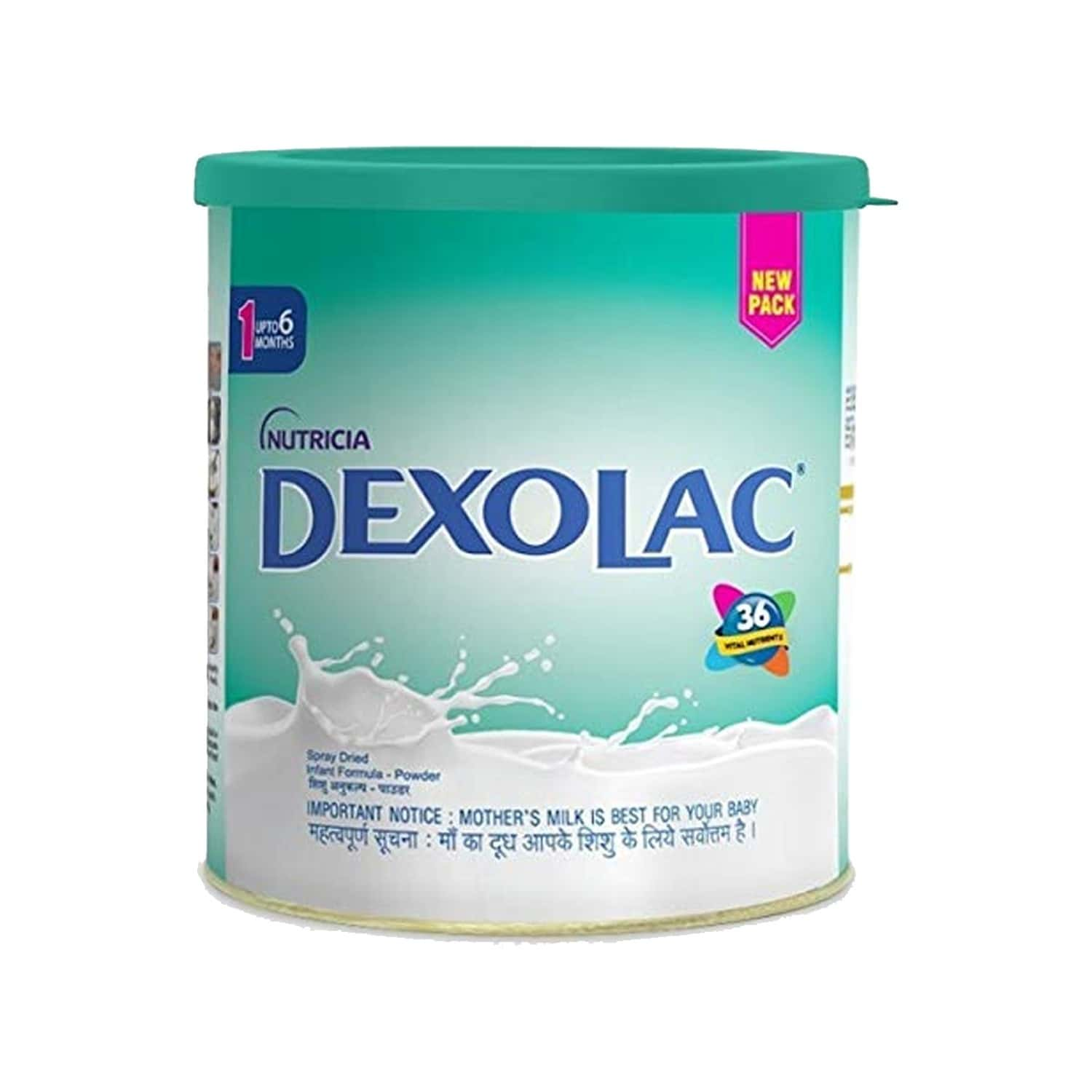 Dexolac Stage 1 Infant Formula (upto 6 Months) Tin - 200gm