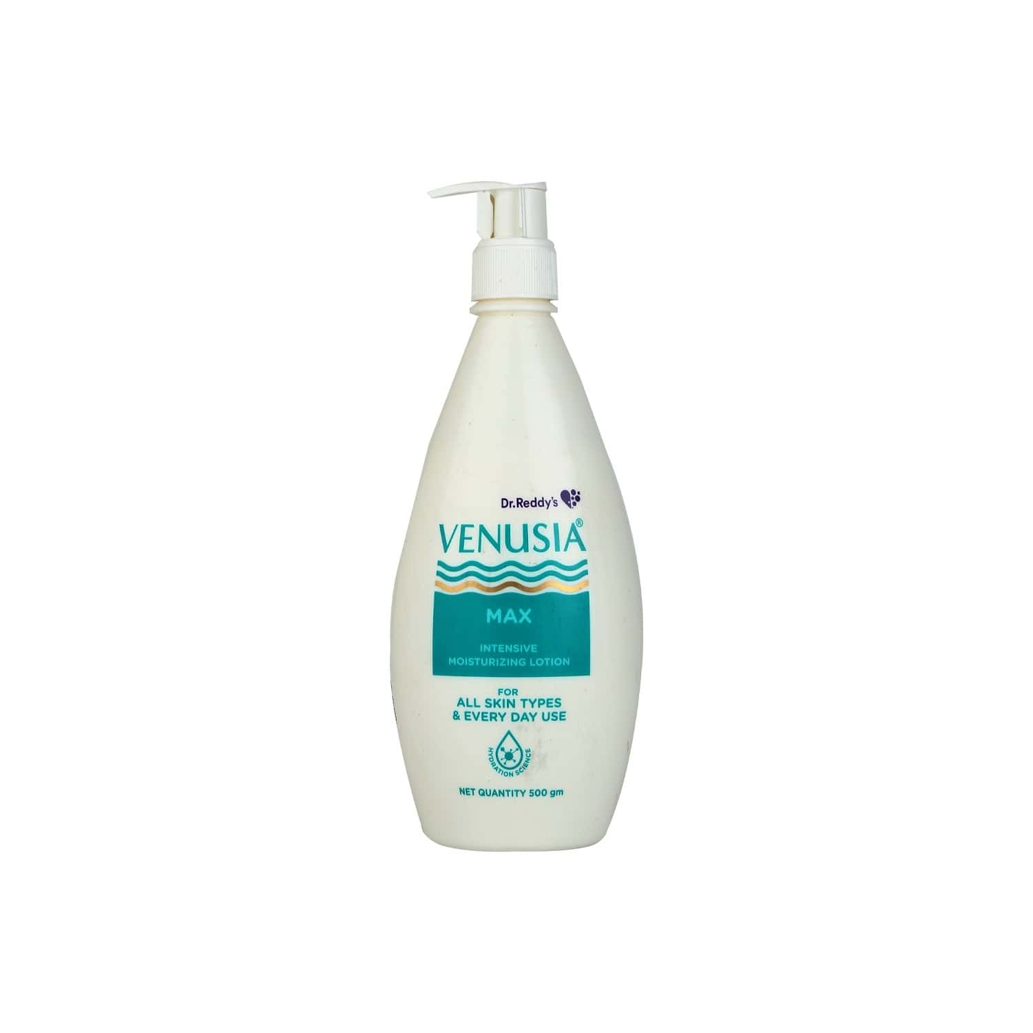 Venusia Max Intensive Moisturizing Lotion For Everyday Use - 500g
