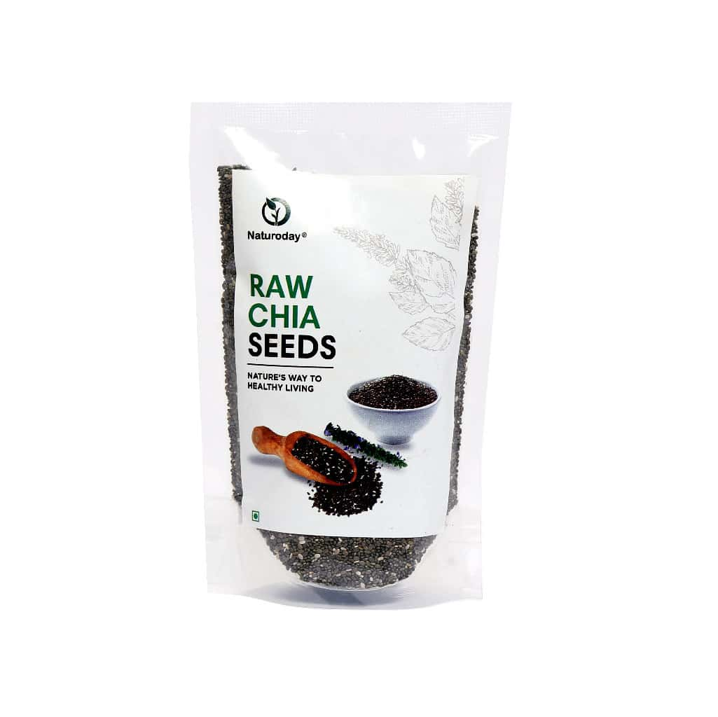 Naturoday Chia Seeds - 150 Gms