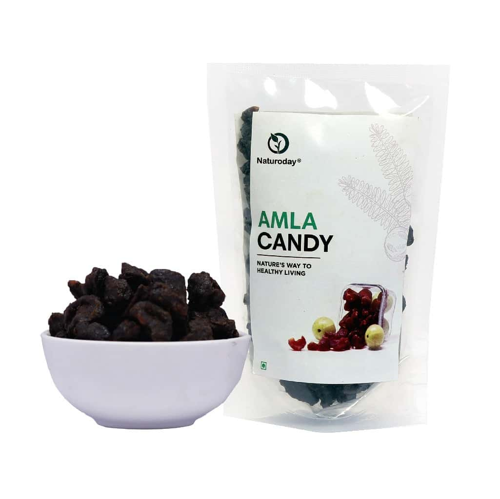 Naturoday Amla Sweet Candy (pack Of 4) - 100 Gms