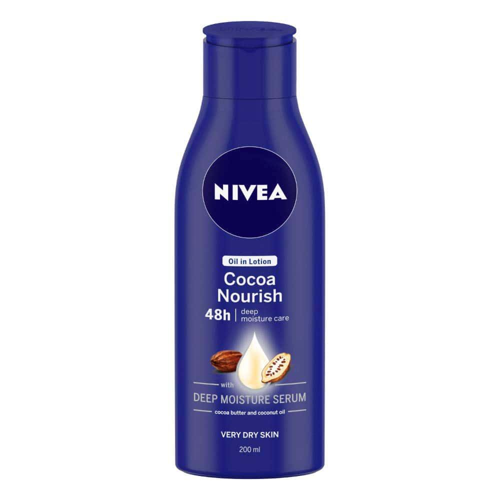 Nivea Cocoa Nourish Body Lotion 200ml