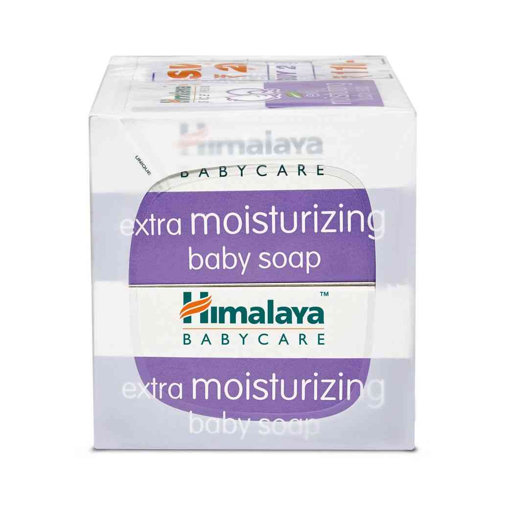 Himalaya Extra Moistu Baby Soap 125g Buy 2 India