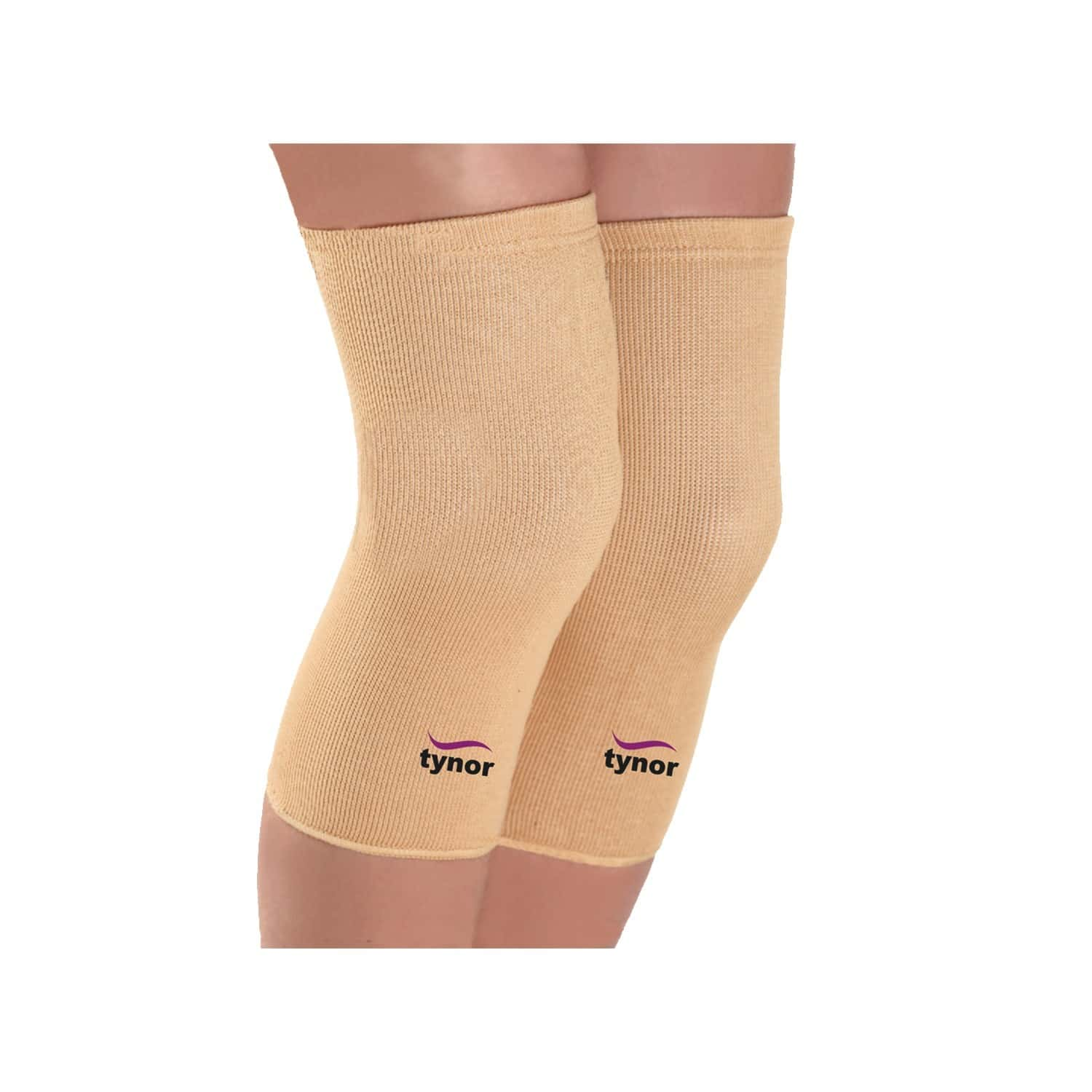 Tynor Knee Cap Pair ( Relieves Pain, Support, Uniform Compression) - Small
