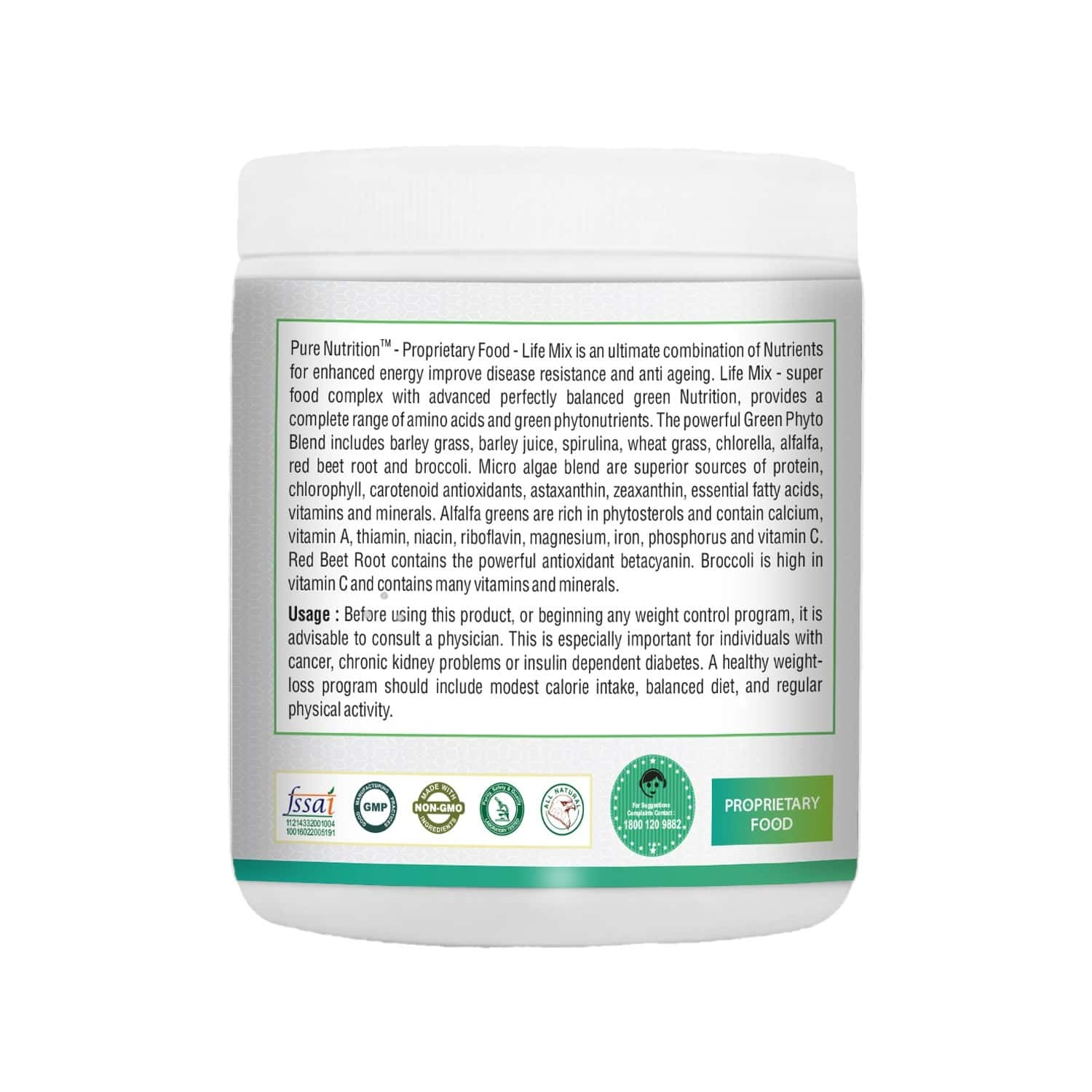 Pure Nutrition Life Mix - 200gm