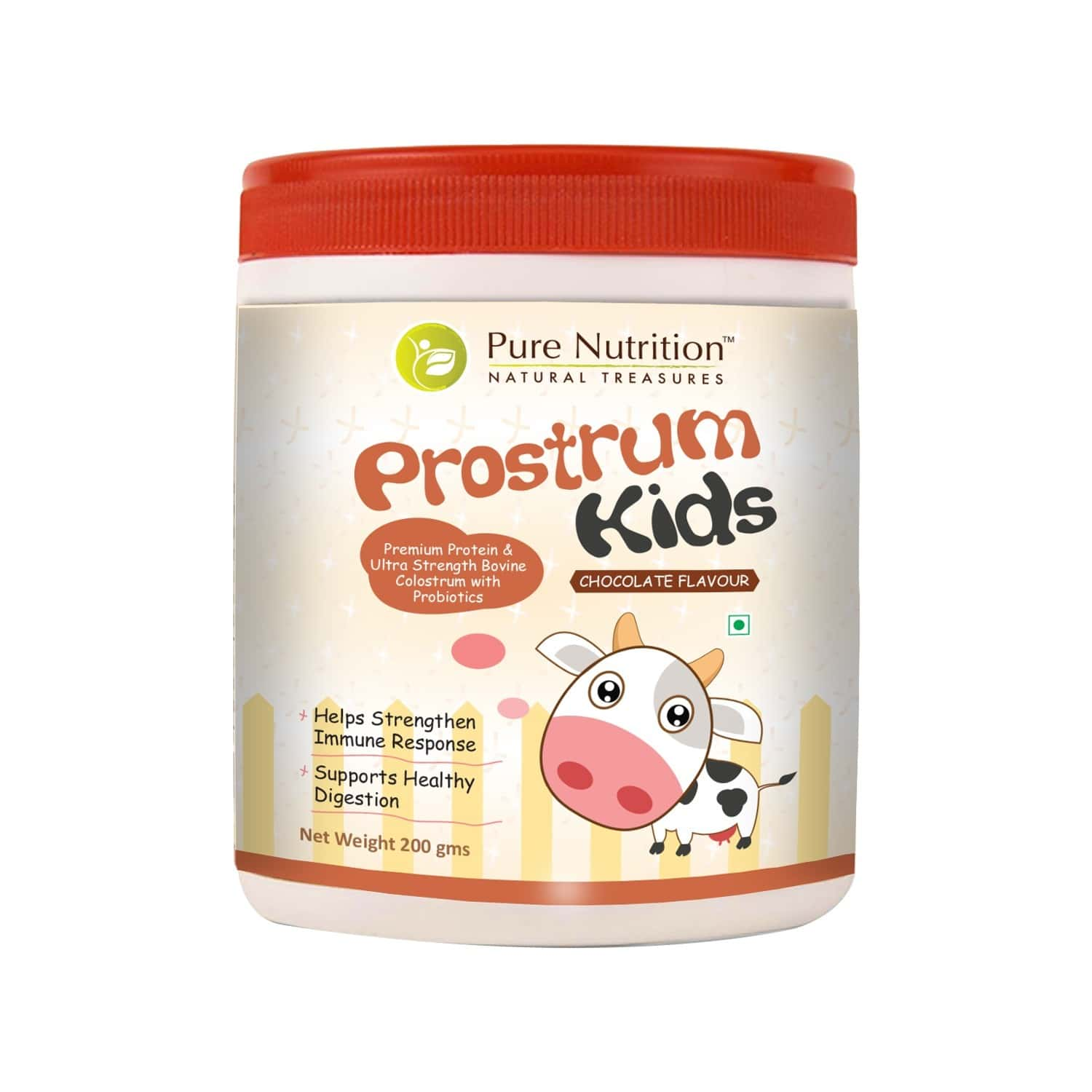 Pure Nutrition Prostrum Kids - 200 Gms