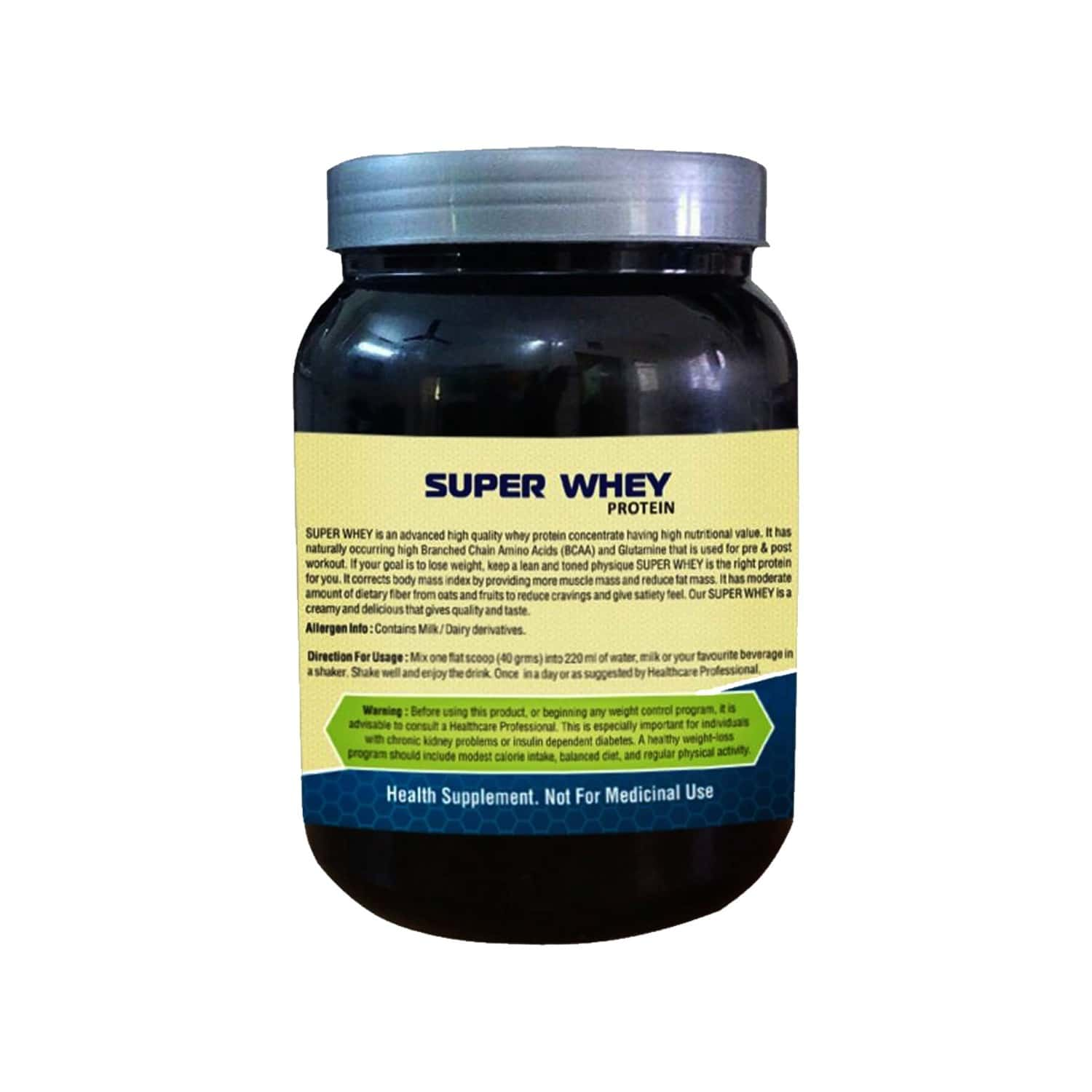 Pure Nutrition Super Whey Protein - 1kg