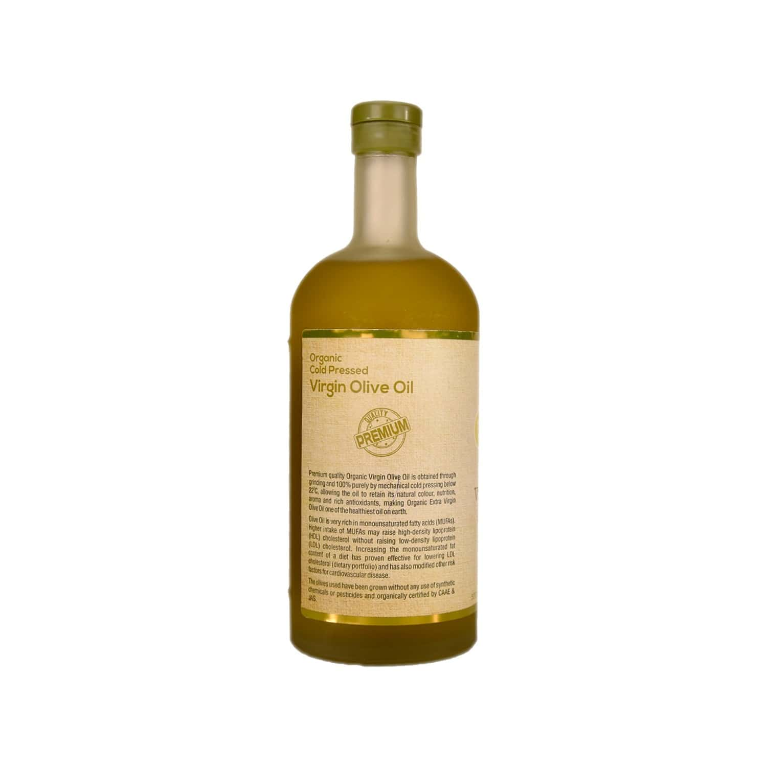 Pure Nutrition Organic Virgin Olive Oil 500 Ml