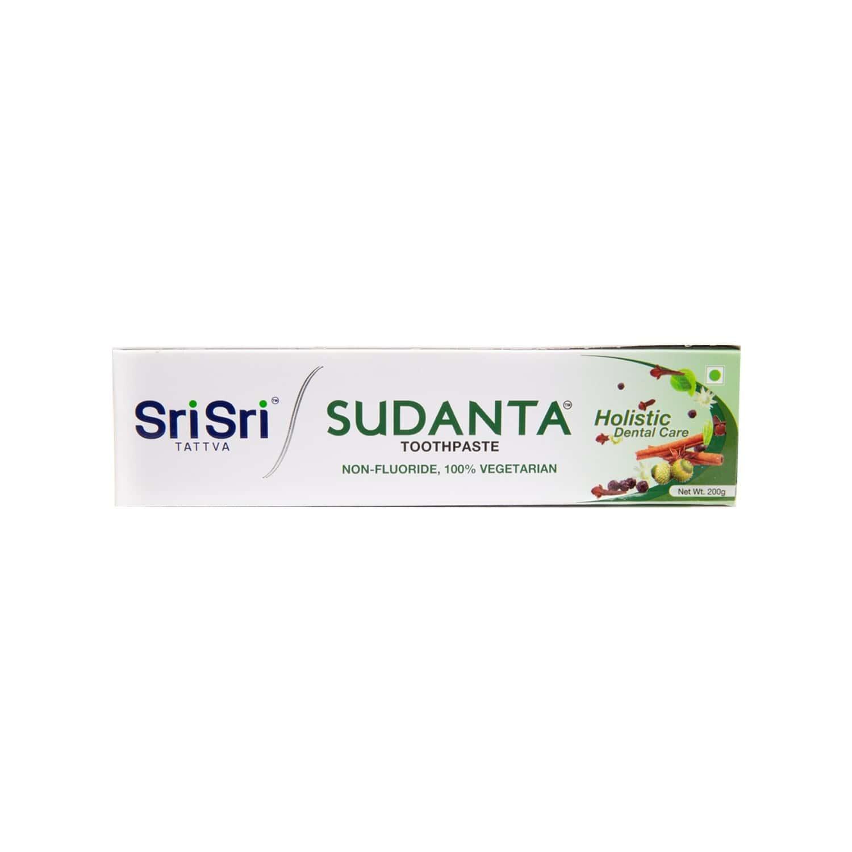 Sri Sri Tattva Sudanta  Toothpaste  Tube Of 200 G