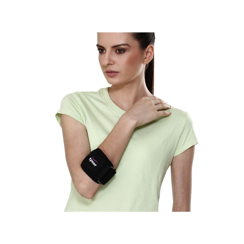 Tynor Tennis Elbow Support ( Pain Relief,forearm,elbow) - Medium
