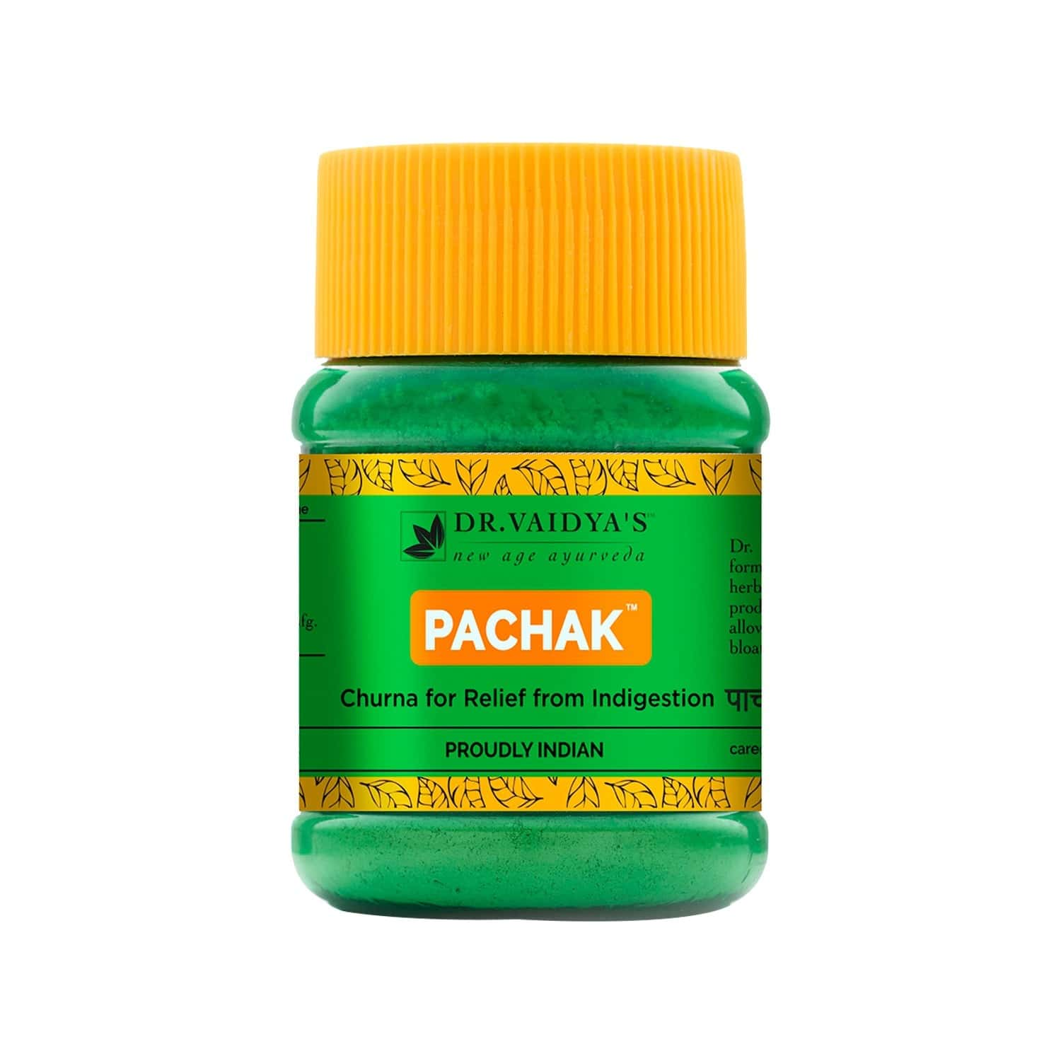 Dr. Vaidya's Pachak Churna Pack Of 2 (100 Gms) Medicine For Indigestion)
