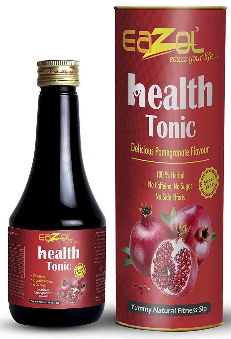 Eazol Health Drink Bottle Of 300 Ml