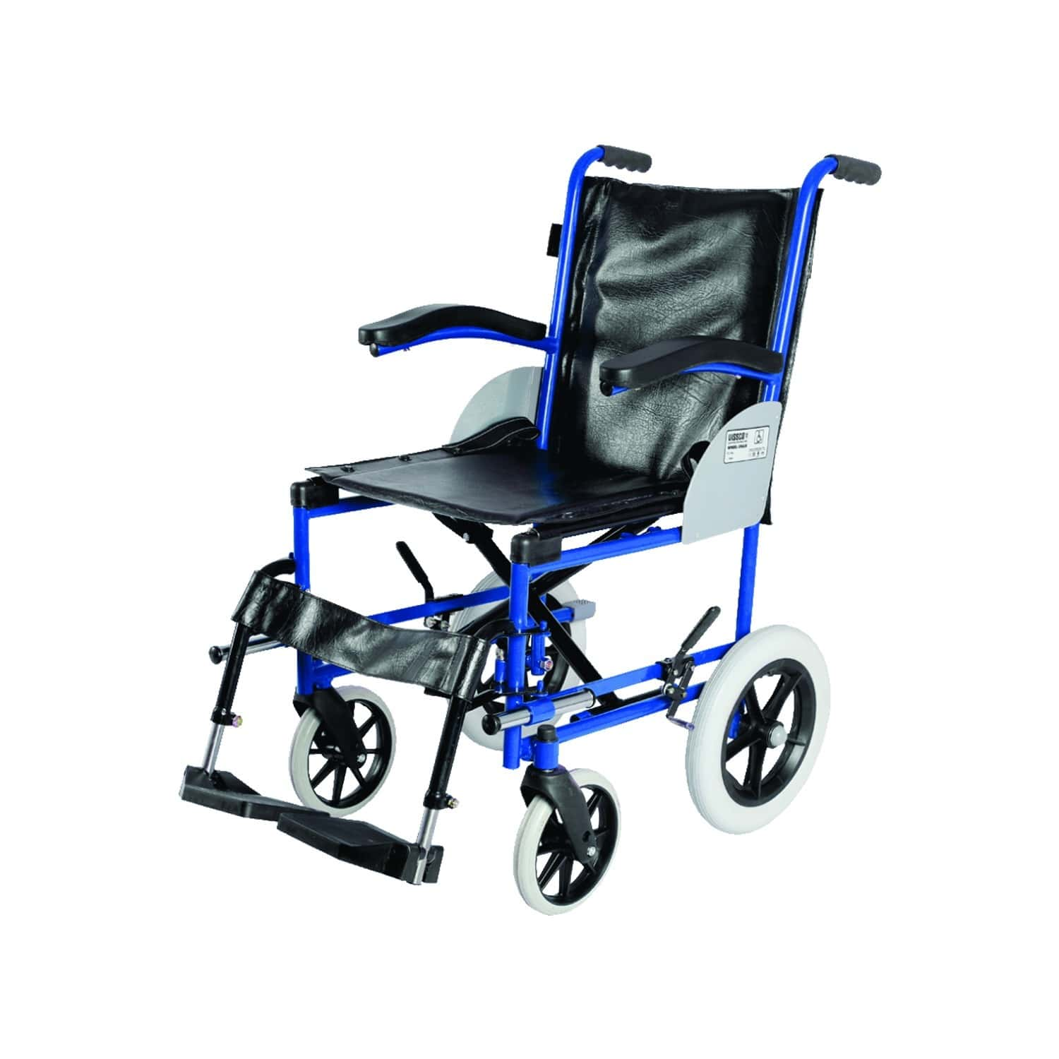 Vissco Imperio Institutional Wheelchair With 300mm Rear Wheels