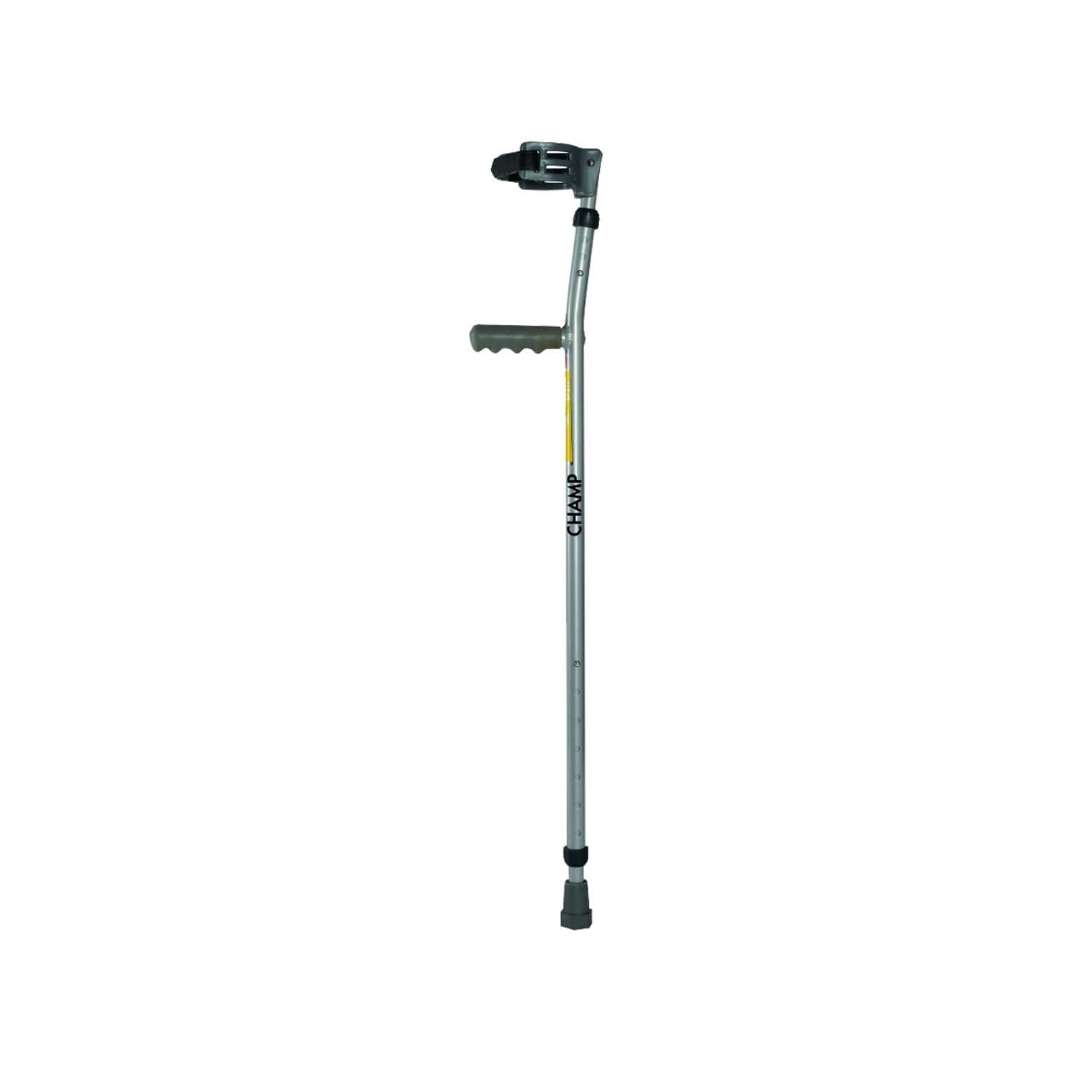 Vissco Champ Max Elbow Crutch - Fixed Handle