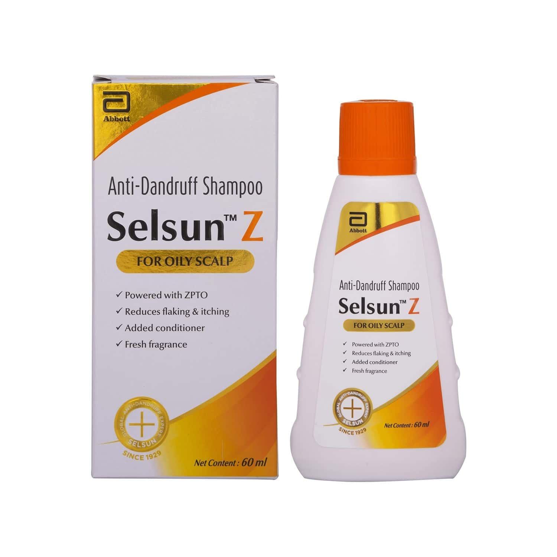 Selsun Z Shampoo 60ml