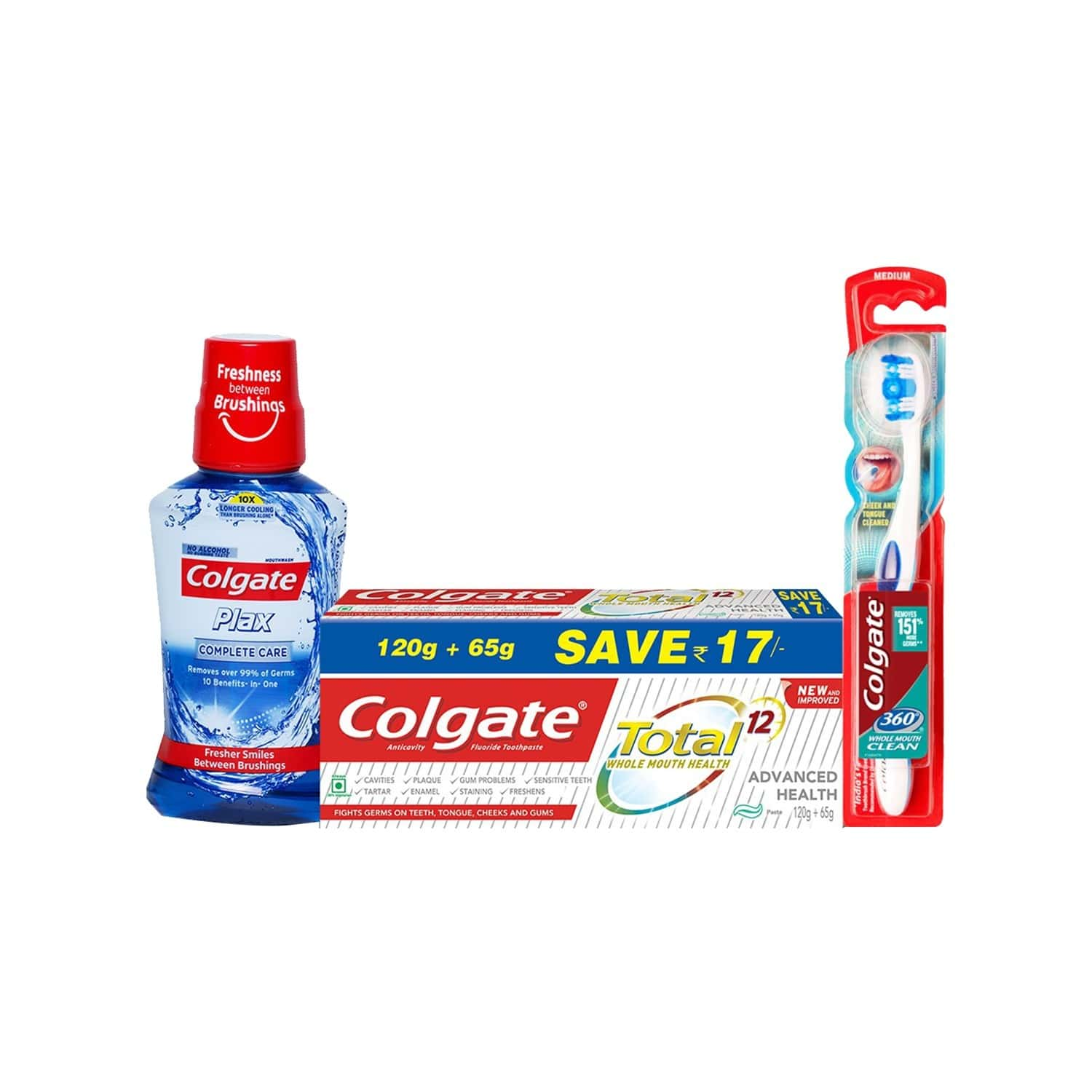 Colgate Toothpaste-total Advance Health - 185 G - Advanced Protection
