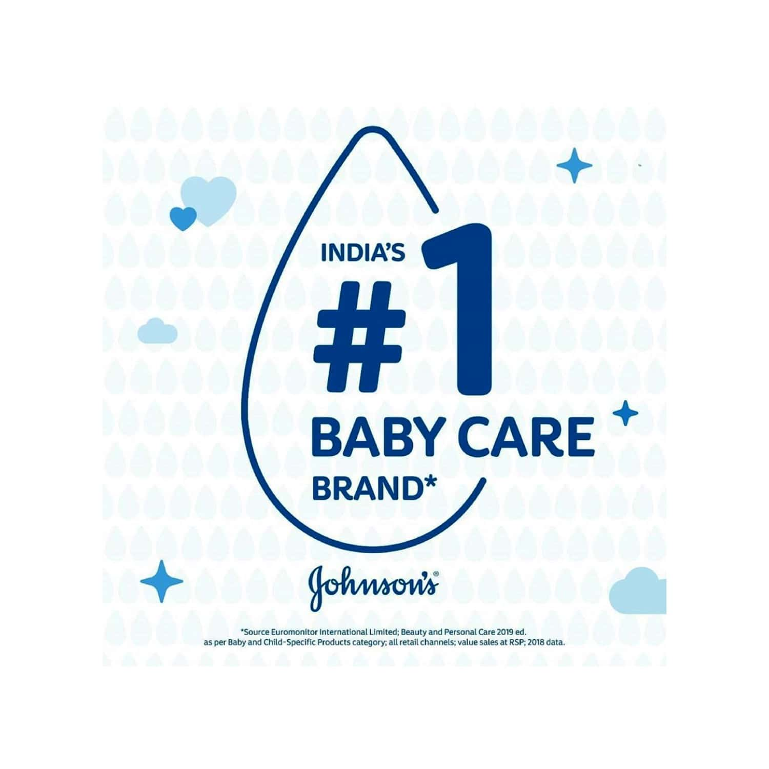 Johnson's Baby Milk And Rice Cream - 100g