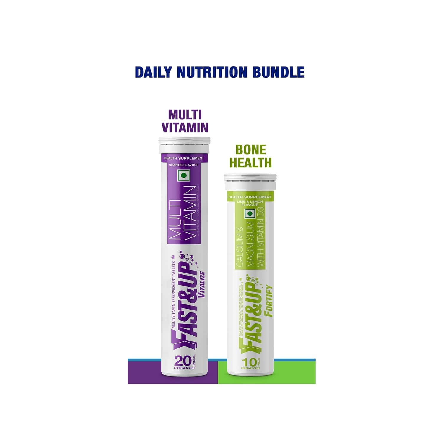 Fast&up Daily Nutrition Bundle