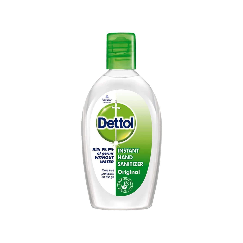 Dettol  Hand Sanitizer Sleeves Bottle Of 50 Ml