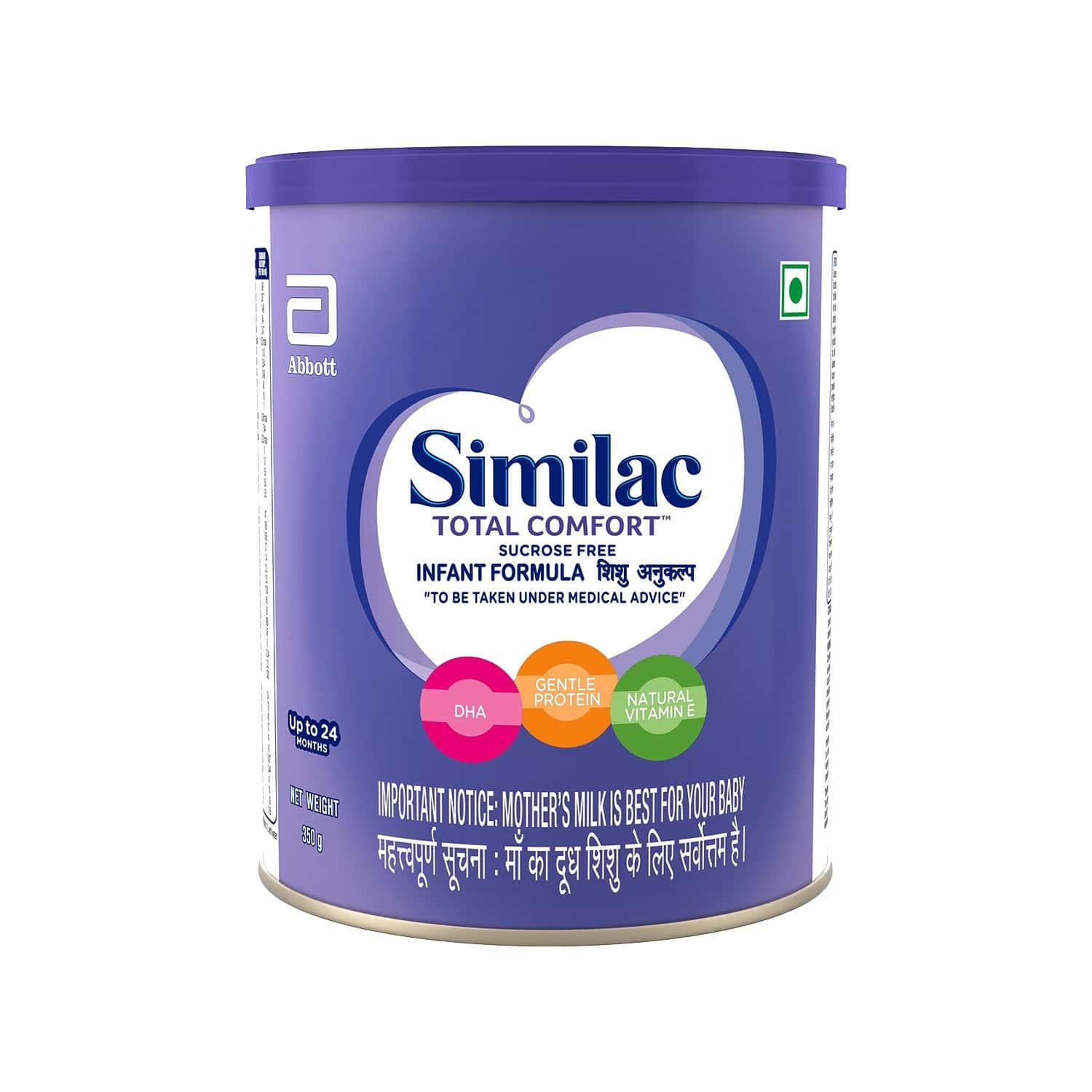 Similac Total Comfort Baby Food Tin Of 350 G