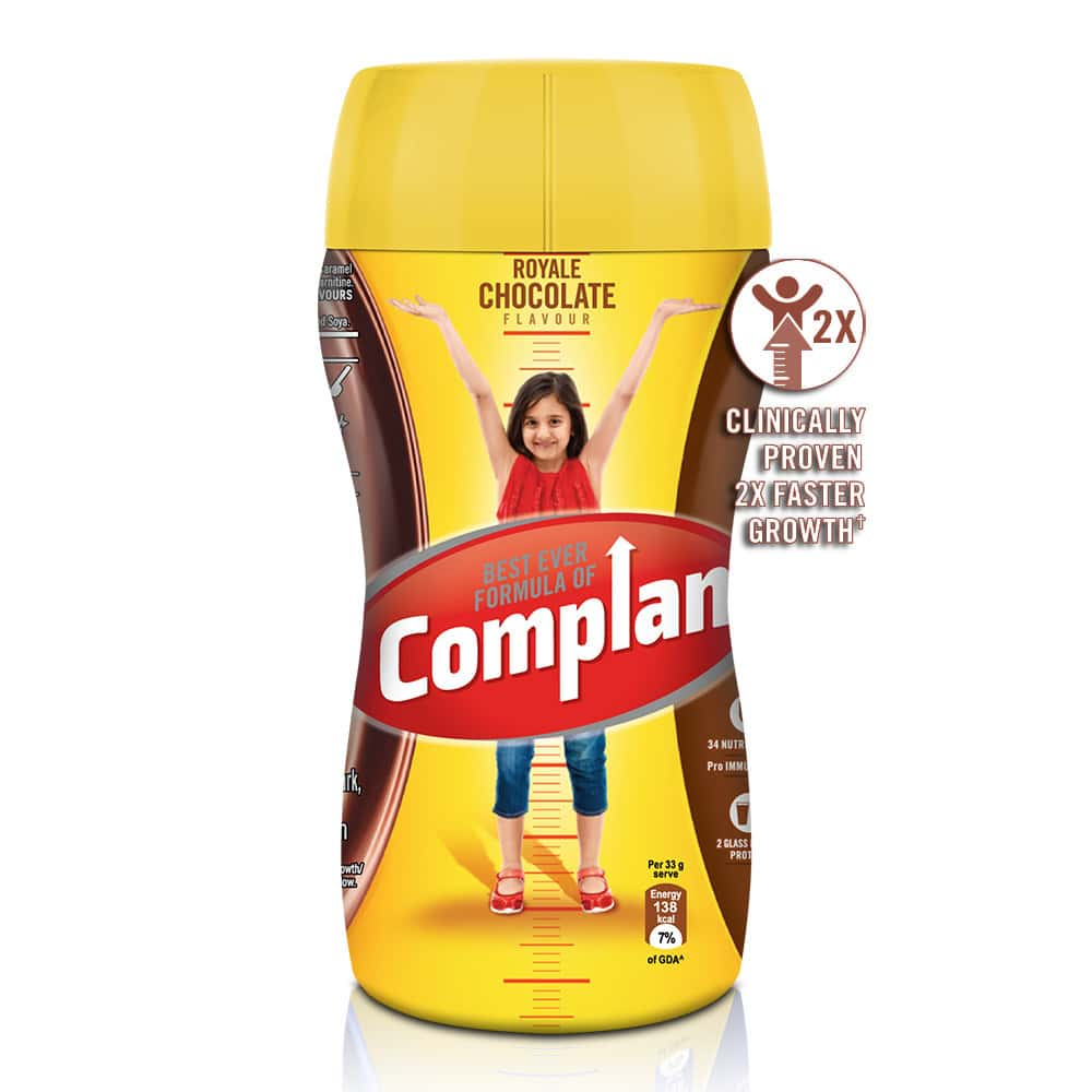 Complan Royale Choco Nutrition Drink Jar Of 1 Kg